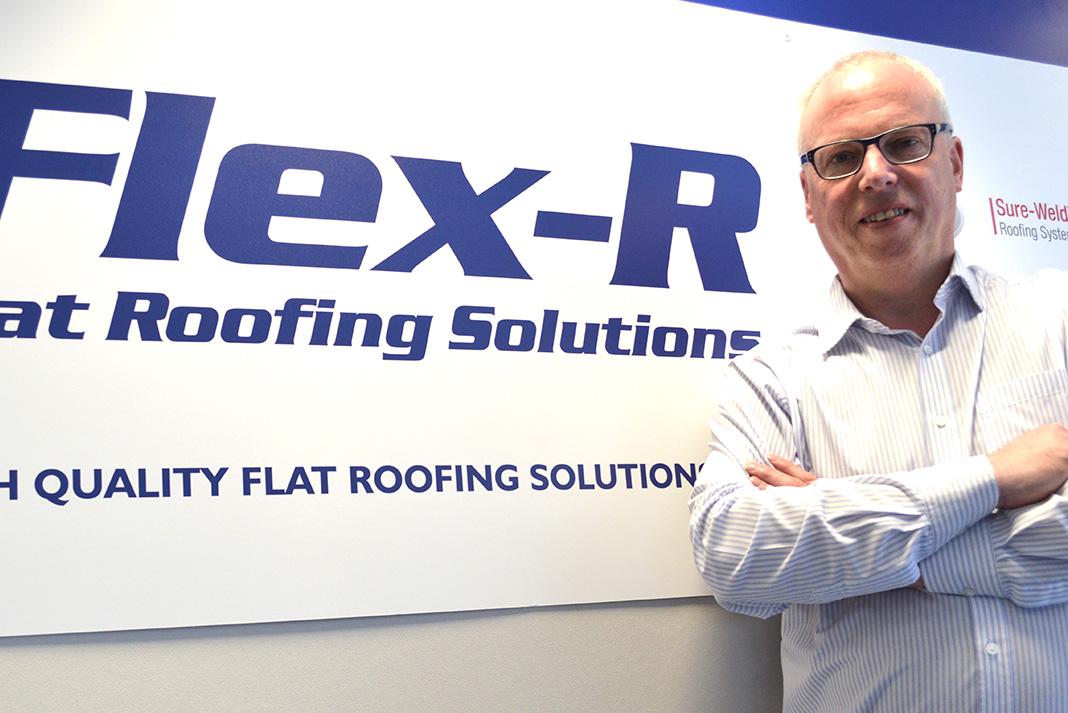 11e800b6daa382 Brian Wright has joined Flex-R as an area sales manager