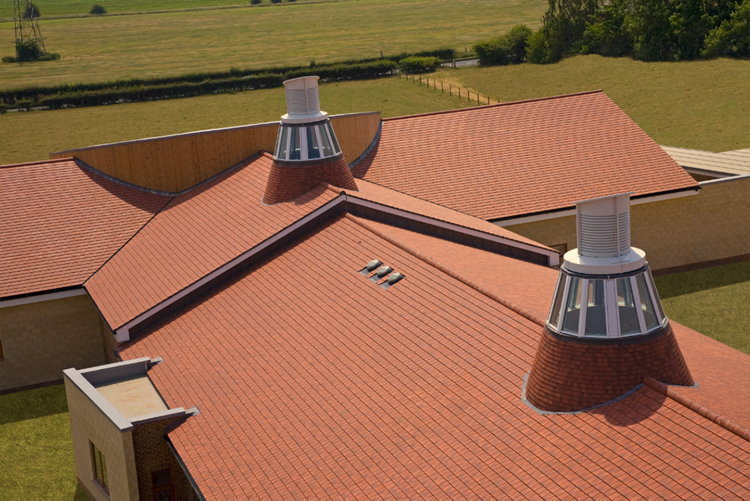 Considerations For Low Pitch Roofs Roofing Cladding