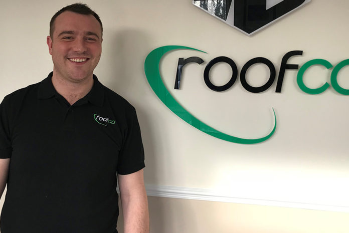 Will Martin, Roofco's director