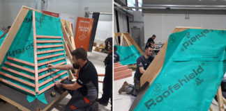 A.Proctor Group will donate its Roofshield product at this year's SkillBuild competition