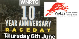 The Wales National Roofing Training Group is celebrating its 10-year anniversary by hosting an event at Ffos Las Racecourse on June 6