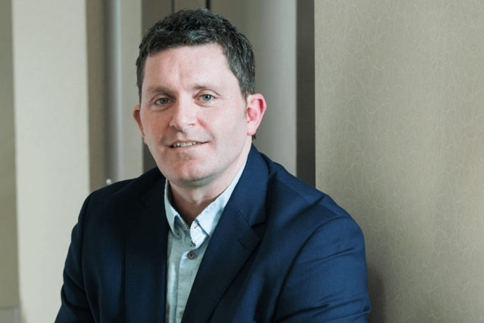 Stuart Lunn has been appointed as Wienerberger's new marketing director