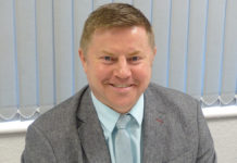 Simon Smith, divisional director at Bracknell Roofing
