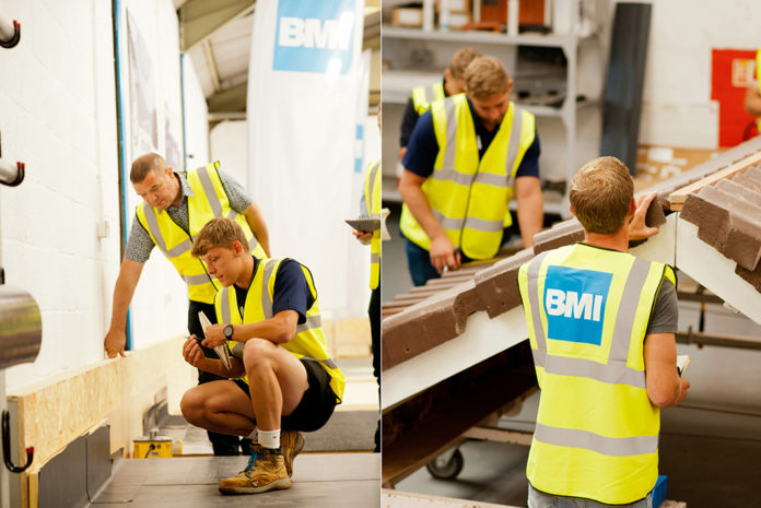Apprentices will battle it out to be crowned the BMI Apprentice of the Year
