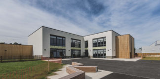 Kingspan Insulation has been installed as part of The Pines Primary School, a new, purpose-built school in Red Lodge, Suffolk. (Please credit Morgan Sindall Construction for photography.)