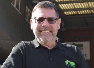 Shaun Revill, trading director at SR Timber