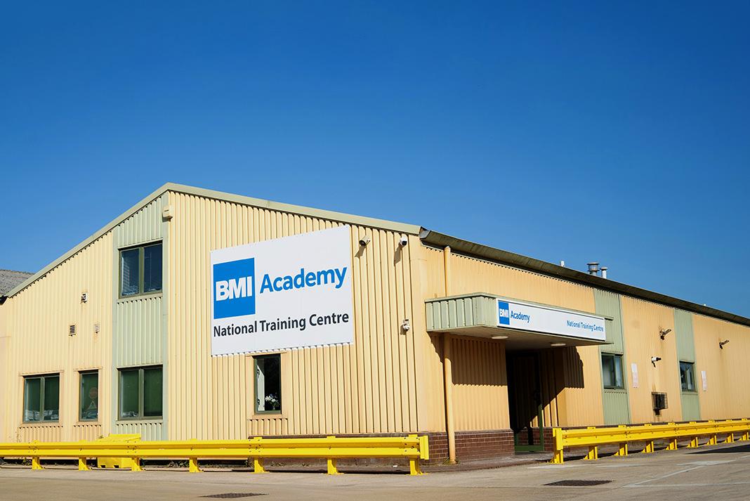 Bmi S Training Facilities Claim Academy Status Roofing