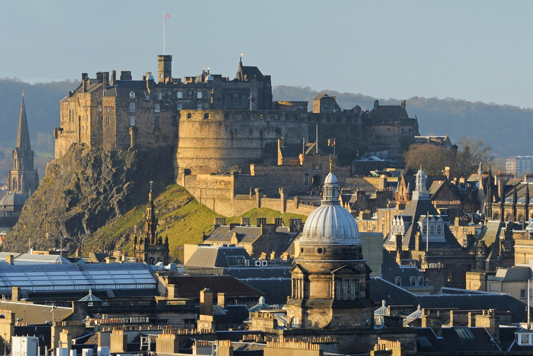 International Roofing Comes To Edinburgh Roofing
