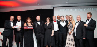 Aquarian Cladding Systems has retained the Business of the Year award at the South West Business Leader Awards