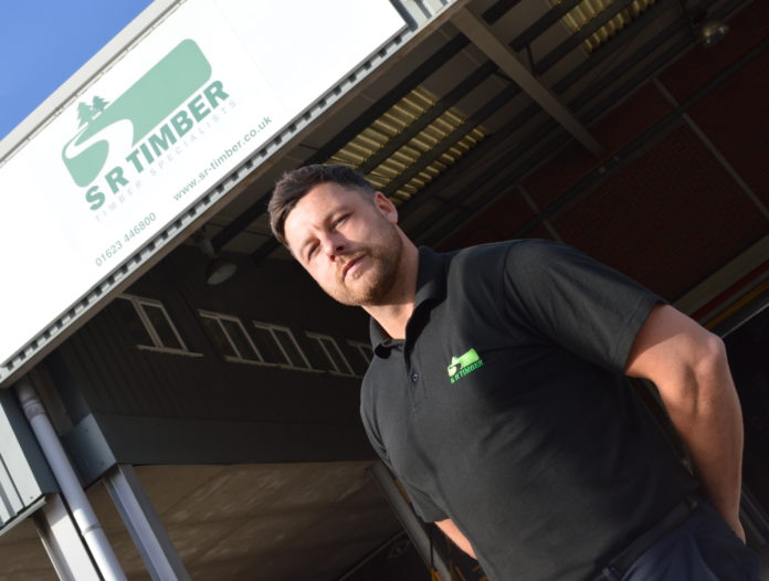 SR Timber has appointed Phil Shotton as its new national account manager