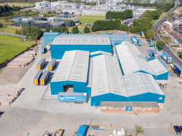 S and B EPS is celebrating the completion of its £4 million factory expansion