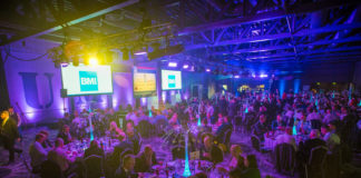 The LRWA Awards was held at the Titanic Hotel in Liverpool