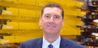 Justin White, managing director of WernerCo.