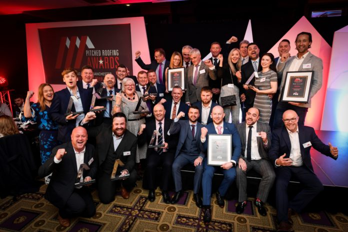 The closing date for entries for the Pitched Roofing Awards is 6 November, 2020, so enter now!
