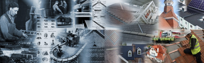 BMI UK & Ireland has marked 100 years of concrete tile manufacture in the UK through its iconic BMI Redland brand