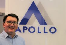 Apollo has welcomed Mark Hamlin as its new director of manufacturing