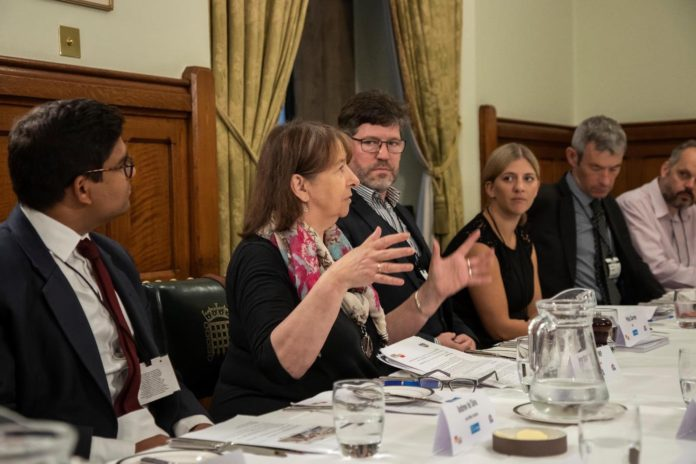 The Westminster Sustainable Business Forum event, sponsored by the British Board of Agrément, met recently to discuss 'Construction's Digital Future', concluding that the industry 'lagged behind' others with similar levels of complexity in the uptake of digital technology