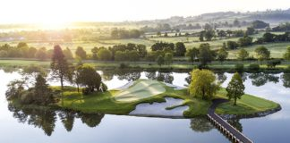 The JCB Golf and Country Club in Rocester, Staffordshire