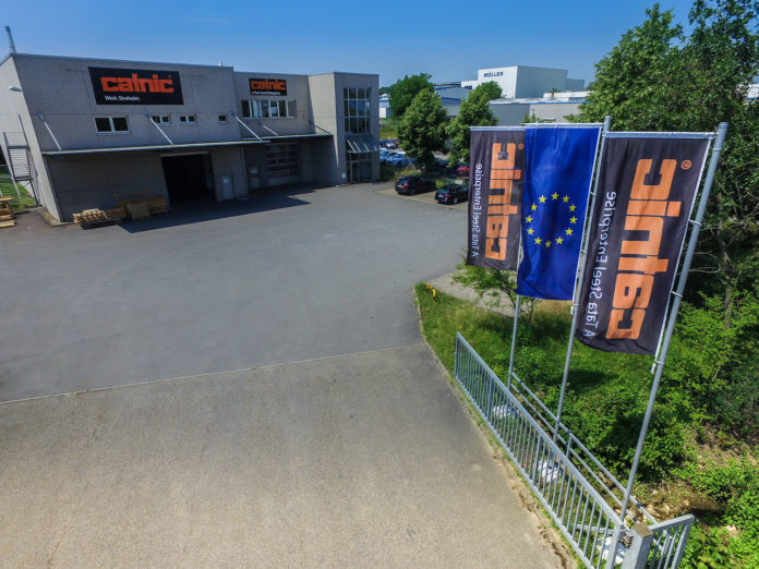 Catnic France has recently opened a new manufacturing facility near Paris
