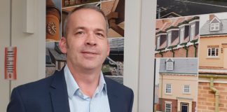 Steve Catterick has been appointed as Marley Alutec's new areas sales manager for South Wales and south west England