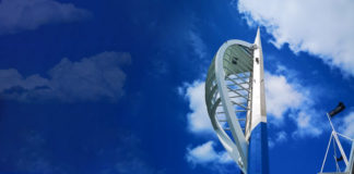 Fundraising initiatives have included golf days, football tournaments, a dedicated fundraising week and abseiling down the Spinnaker Tower in Portsmouth