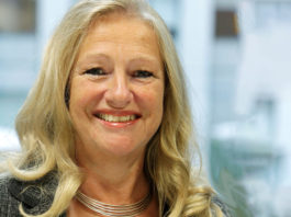 Lynn Hugo is TrustMark's non-executive finance protection director