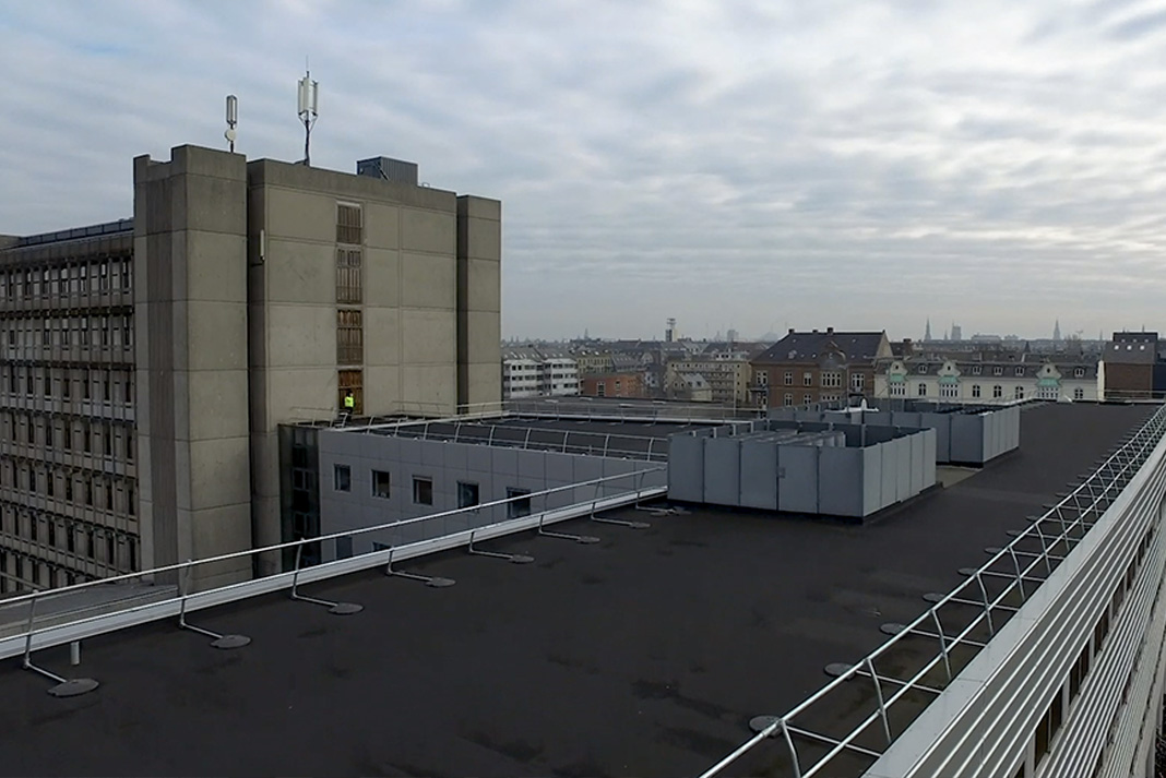 Kee Safety Provides Roof Protection With The Keeguard