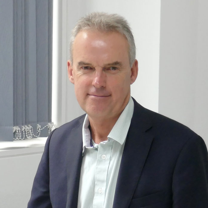 James Talman is the NFRC's chief executive officer