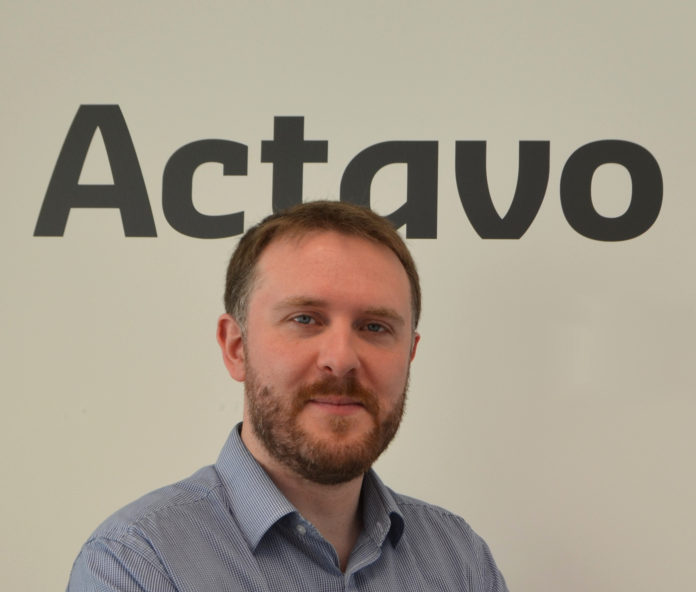 James Hepton is head of e-commerce and marketing at Actavo Direct