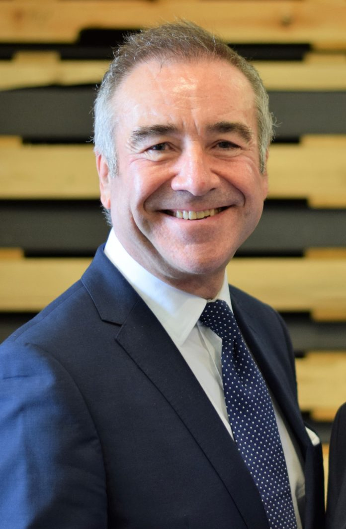 Peter Johnson, chairman and founder of Vivalda Group