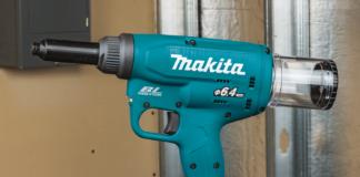 Makita's DRV250Z rivet gun