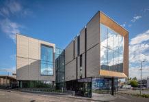 Wolfson Building (Photo credit: fjmt studio and photographer Quintin Lake)