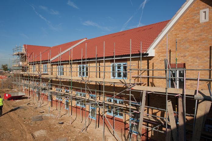 Home building statistics show that the sector is bouncing back