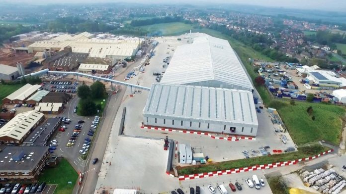 Ibstock and Forterra (Ibstock's factory pictured), have announced plans to cut up to 600 jobs to cope with lower demand in the wake of the coronavirus crisis