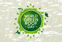 World Green Roof Day is taking place on 6 June, 2020