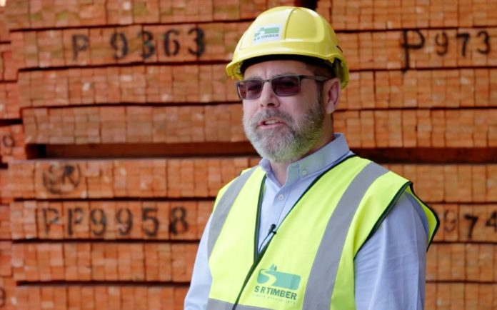 """Shaun Revill: """"We're concerned that if you put dipped and pressure-treated batten side by side, roofers and merchants would struggle to tell the difference – which is why we are urging them to ask the question"""""""