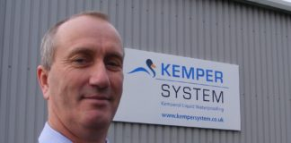 """Steve Henderson: """"Even if budgets are tight, it is vital that contractors work closely with both their clients and liquid manufacturers to ensure the most appropriate product is specified"""""""