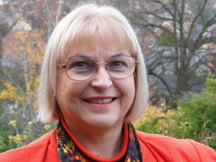 Janice Tyler, sustainability manager at BriggsAmasco