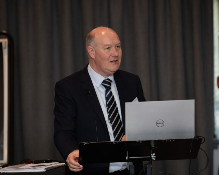 Nick Boulton, chief executive of the Trussed Rafter Association