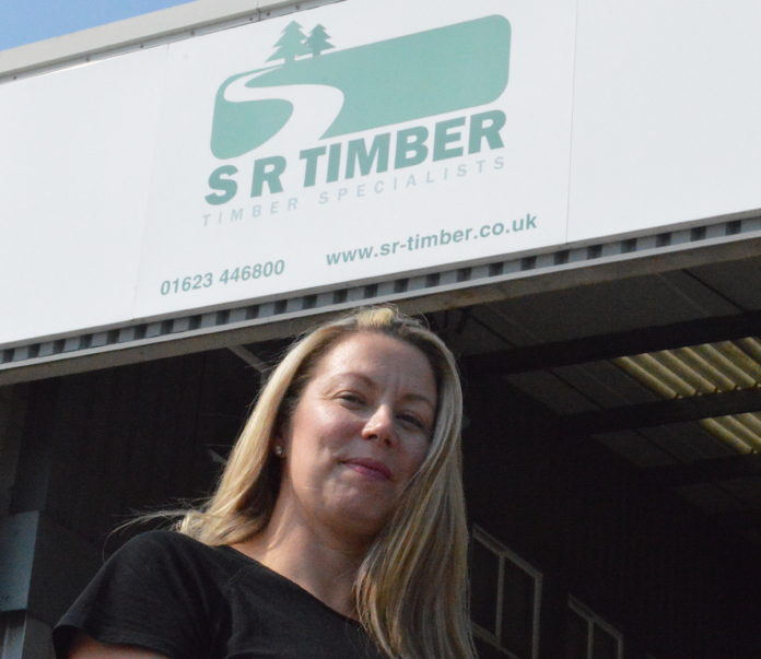 SR Timber has bolstered its team by appointing Rachael Williams to the role of business support