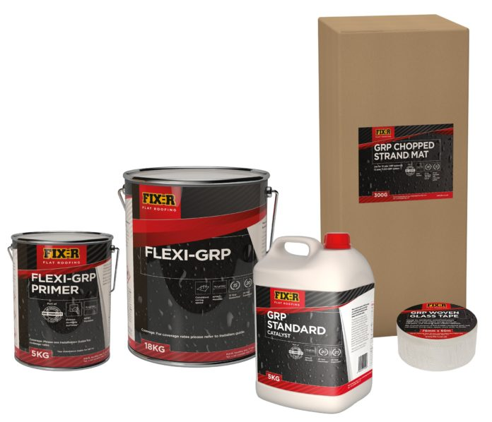 SIG Roofing has launched its FIX-R FLEXI-GRP system