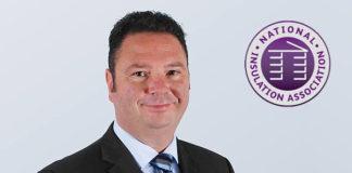 Derek Horrocks is chair of the National Insulation Association
