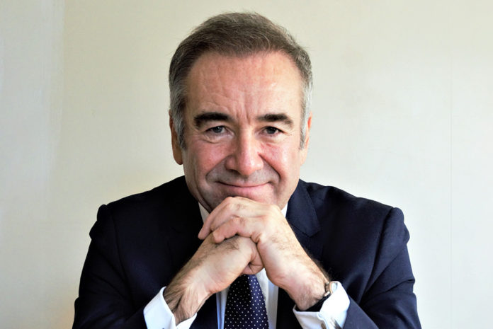 Peter Johnson, chairman of Vivalda Group