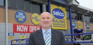 Howard Luft is chief executive of Selco Builders Warehouse