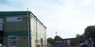 CITB's National Construction College facility, which is based at King's Norton in Birmingham