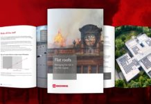 ROCKWOOL has released a new whitepaper which explores how roofing contractors and specifiers can manage fire risk when planning and installing flat roofs