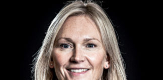 Catherine Gibson is the new managing director of CCF
