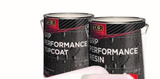 GRP Performance Topcoat