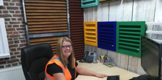 Kim Ellis has been promoted to general manager at IKON Aluminium Systems