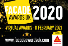 The Façade Awards UK is brought to you by RCI
